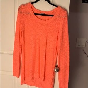 large fit sweaters